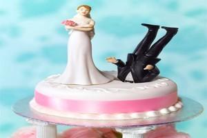 تورت الزفاف